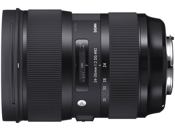 CANON EF16-35mm F4L IS USM
