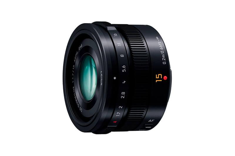 LEICA DG SUMMILUX 15mm/F1.7 ASPH. H-X015-K