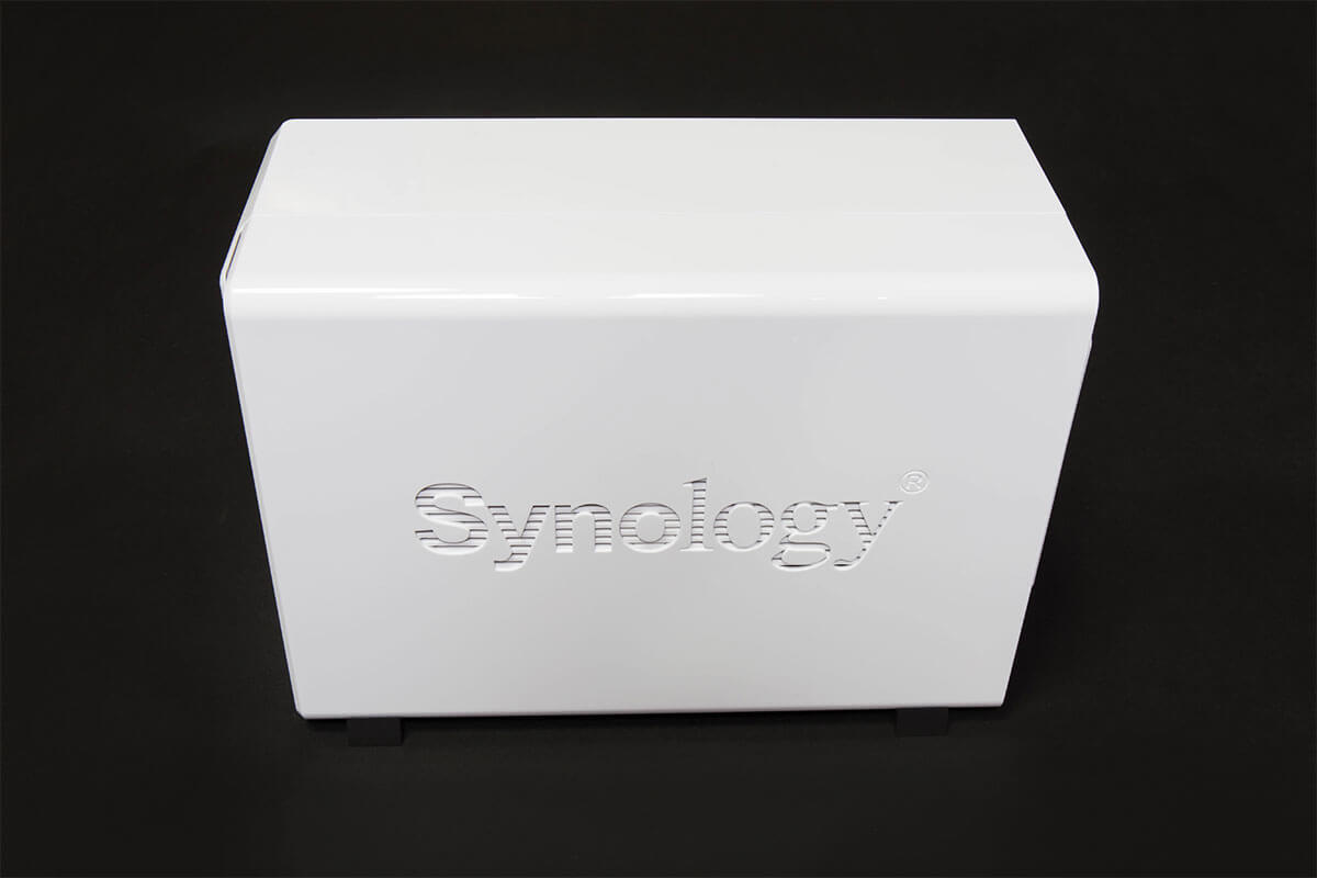 synology DS216jケース