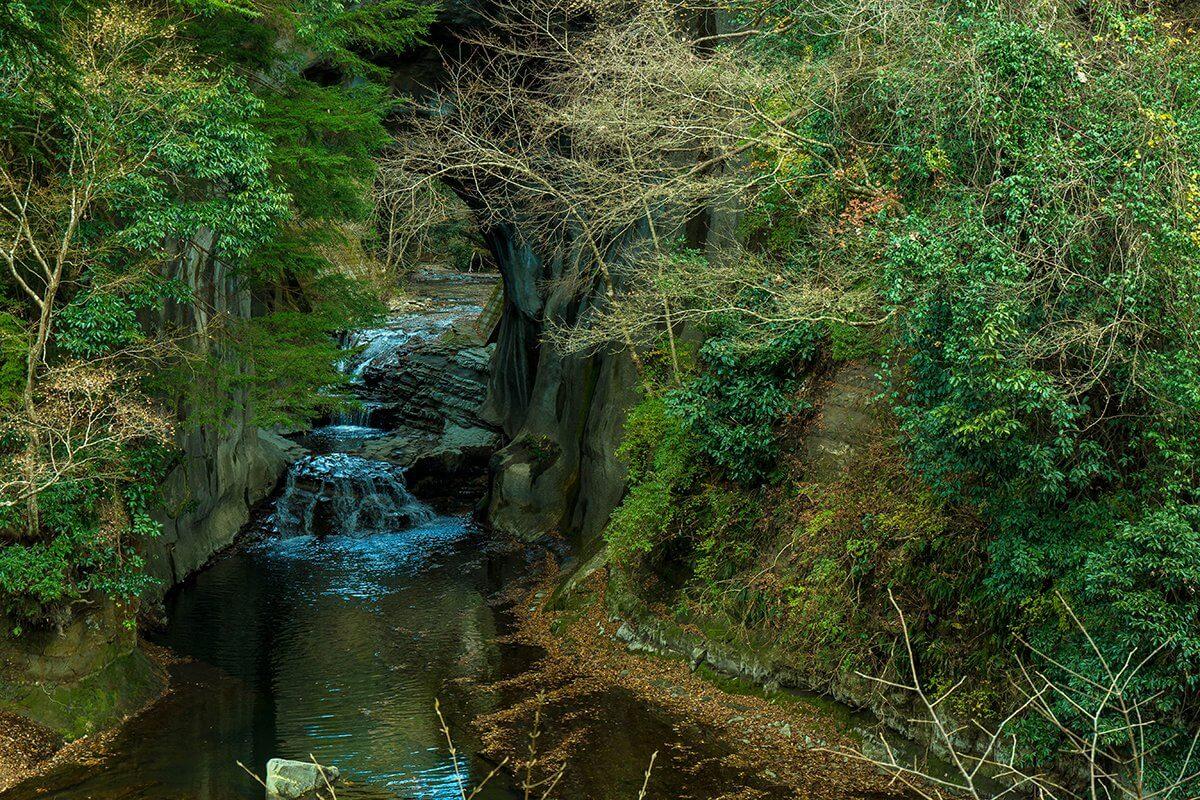 農溝の滝1