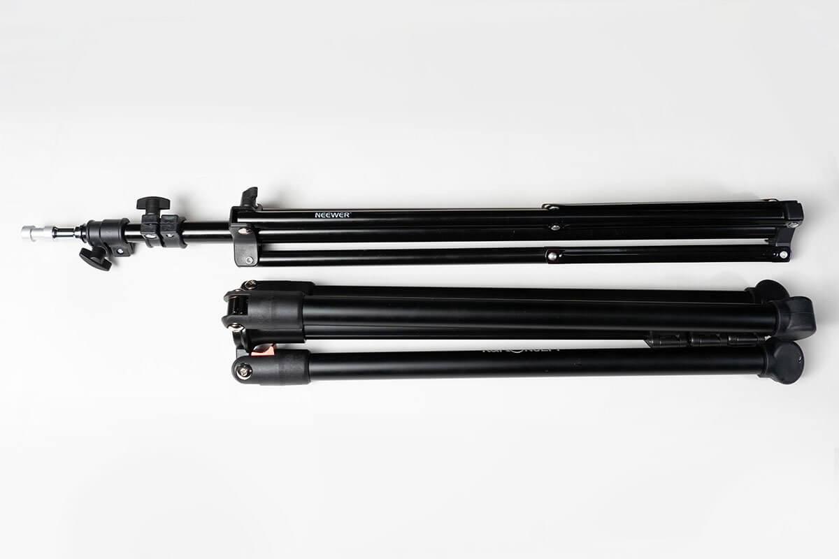 K&F Concept ライトスタンド 比較